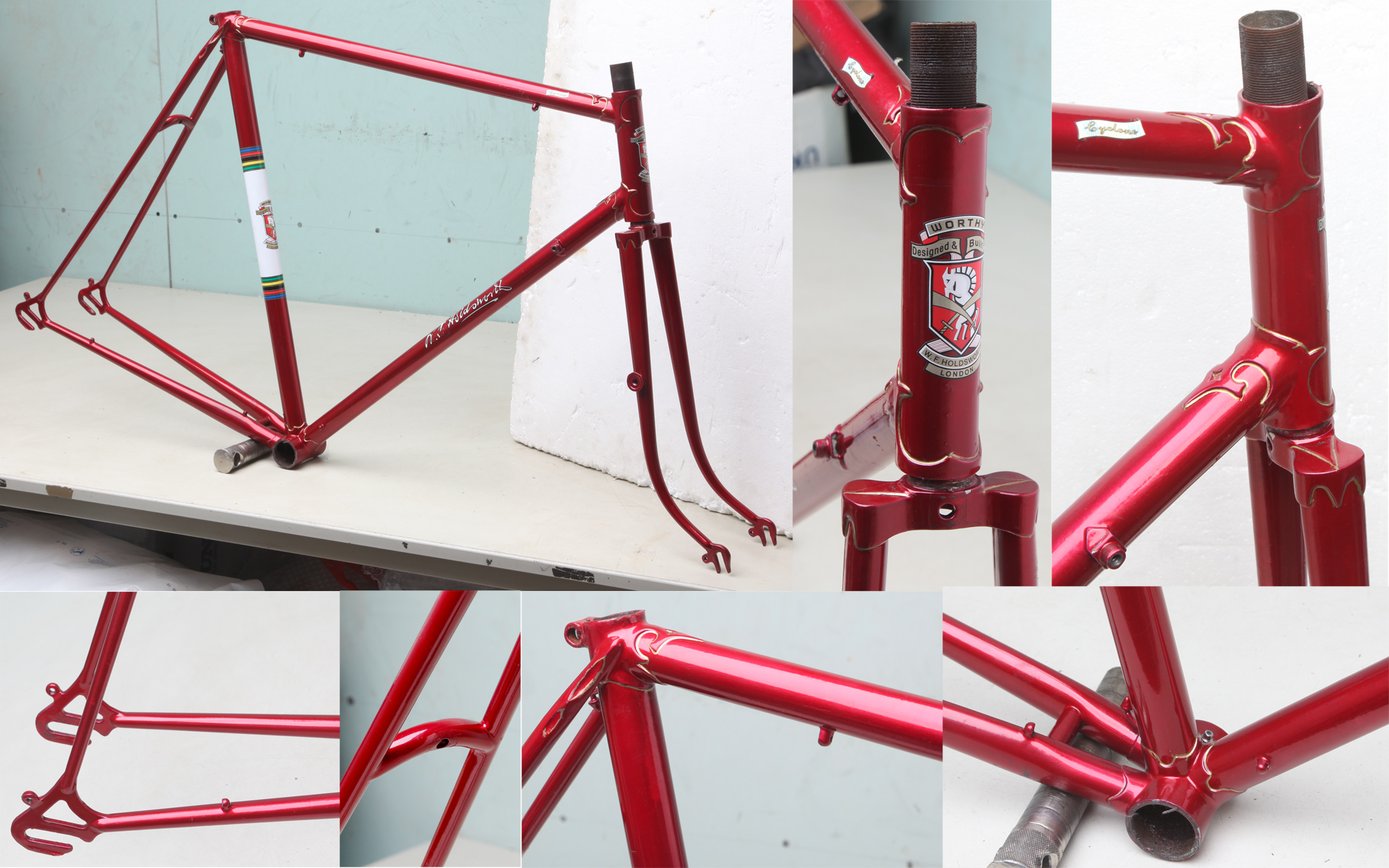 Holdsworth Cycles For Uk - 4k Wallpapers