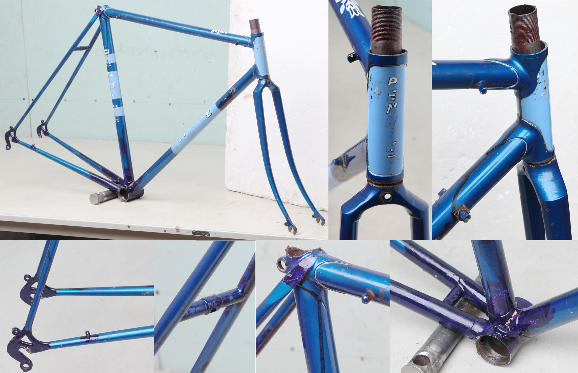 Hilary Stone Classic Bike Frames pre-1970 p1