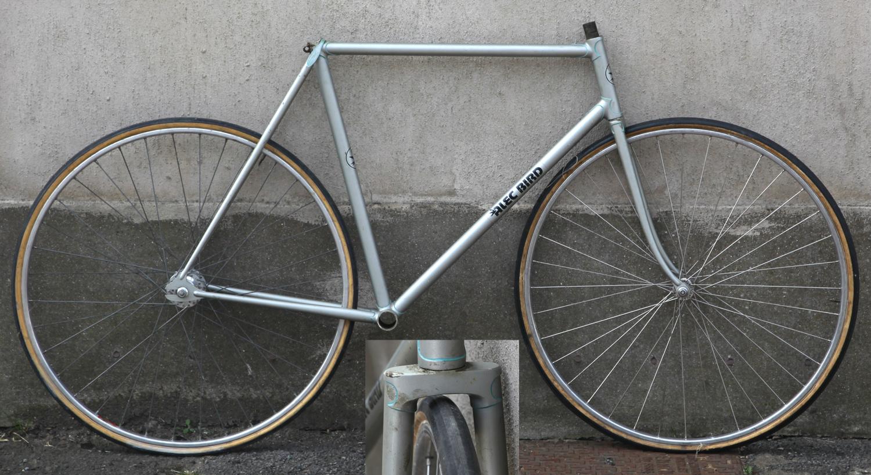Hilary Stone Frames Track bike frames