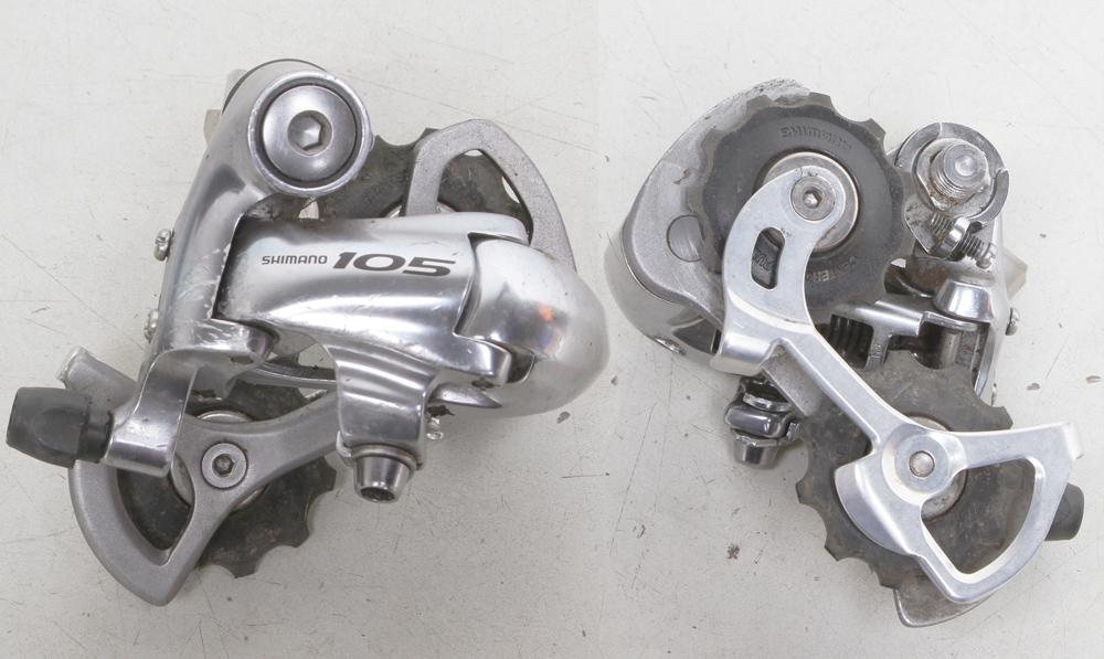 shimano gear 105